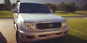 2002 Toyota Landcruiser GXL Duel Fuel Horsley Wollongong Area Preview