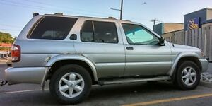 Used2002  Nissan Pathfinder for sale