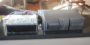Kenwood Excellon CD Deck with 10 Disc CD Changer Windsor Region Ontario image 1