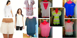 ❤BRAND NEW WOMENS TOPS SHIRTS BLOUSES $25 EACH OR 5 FOR $100❤