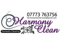 Harmony Clean Domestic Cleaning