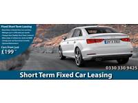 Short Term Car Leasing
