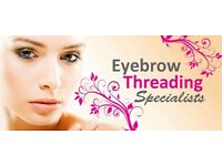 REQUIRED a Eyebrow (Threading) - IMMEDIATE START Part- time or full time