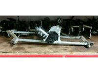 Vw polo 2000 front wiper moter complete