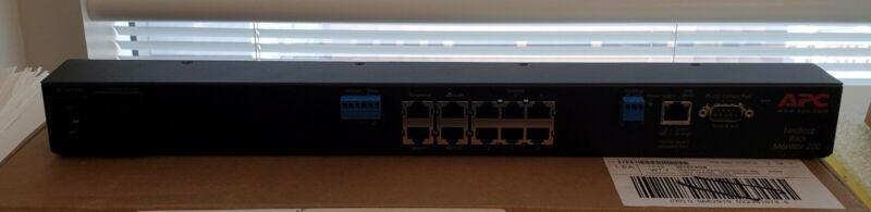 APC NetBotz 200 Rack Monitor NBRK0200