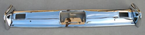 Lincoln New Triple Plated Chrome Rear Back Bumper 1961-1963 61-63 Oem