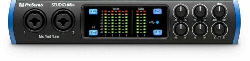 Presonus Studio 68c 4 Input Ultra High Definition USB-C Audi