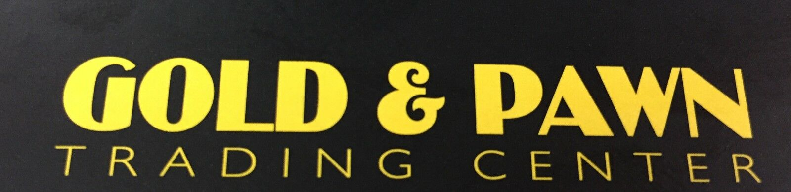 Gold & Pawn Trading Center