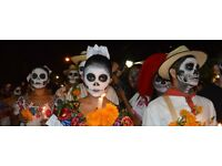 Day of the dead - 1 ticket