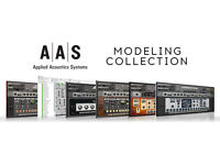 Applied Acoustics Systems Modeling Collection // FOR CUBASE // LOGIC // ABLETON // REASON