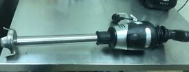 """Waring commercial stick blender. 12"""" shaft"""