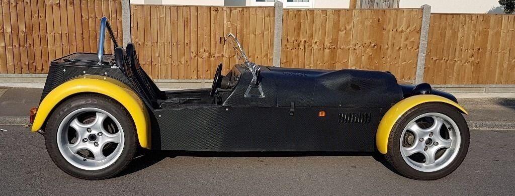 Formula 27 Caterham 7 Style Kit Car Like Westfield Robin Hood