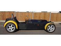 Formula 27 - Caterham 7 style kit car - like Westfield, Robin Hood, Tiger