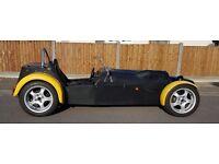 Formula 27 - Caterham 7 style kit car - like Westfield, Robin Hood, Tiger