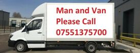 Large Man with Large Luton Van, 1st class Removal