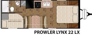 2015 Prowler LYNX 22LX-Heartland