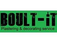 Boult-iT Plastering & Decorating Service