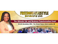 The Freedom Lifestyle Business Incubator Live