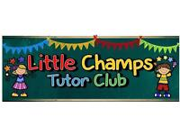 Primary School Tuition - Little Champs Tutor Club