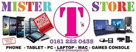 Phone Tablet Laptop PC Xbox PS4 Electronics Repair Shop and Service Centre in Royton Oldham