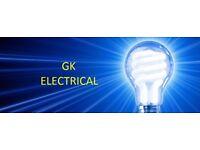 GK Electrical- Electrician Bangor