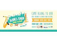 Slades Farm Festival