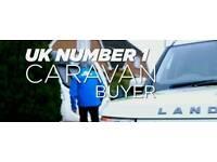 """UK""""S NO1 CARAVAN BUYER (DAMP CARAVANS BOUGHT)"""