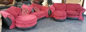 DFS High Quality 4&2 Seater Corner Sofa Style Sofa Set . WE DELIVER