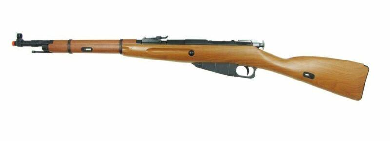 WinGun Mosin-Nagant M44 CO2 Bolt Action Airsoft Rifle Toy w/ Bayonet