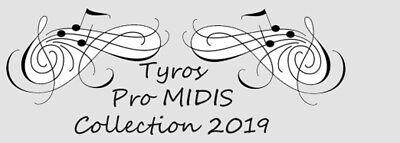 Yamaha TYROS 4 Professional Midis 2019 na sprzedaż  Wysyłka do Poland