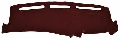 Acura TL Dash Cover Mat Pad - Fits 2004 - 2008 (Custom Carpet, Maroon)