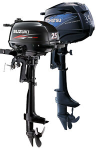 "Suzuki / Tohatsu Outboards. ""Order Now & Save-Pick up in Spring"
