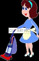 Home cleaning and laundry Service