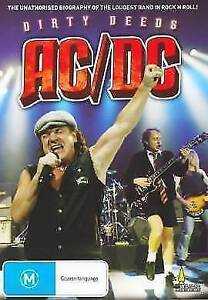 AC/DC---------Dirty Deeds Dvd------3 PICKUP LOCATIONS Wynn Vale Tea Tree Gully Area Preview