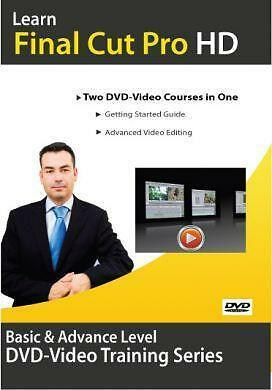 Apple Final Cut Pro HD Trainng Course Basic & Advanced