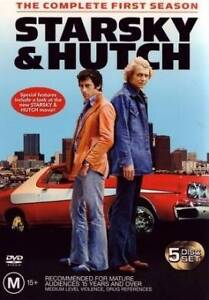 DVD Starsky & Hutch The  Complete First Season 5 Disc Set Greenwood Joondalup Area Preview