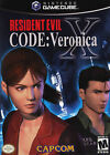 Resident Evil Code: Veronica X Nintendo GameCube Video Games