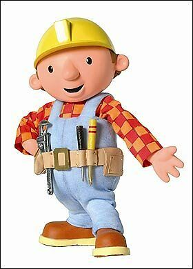 Brand New Bob The Builder Dance With Bob With Box In