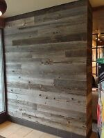 Custom Barn Wood Creations