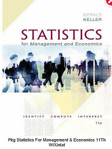 Quantitative Methods I - ADMS 2320 LIKE NEW - Statistics 11th Ed