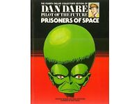Dan Dare: The Fourth Deluxe Collector's Edition - Prisoners of Space