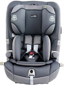 Britax Safe N Sound Maxi Guard PRO Harnessed Booster Seat (12 months to 8 years) - Grey - NEW