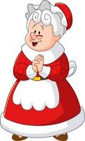 Merry Christmas!! Mrs.Claus for Hire!!