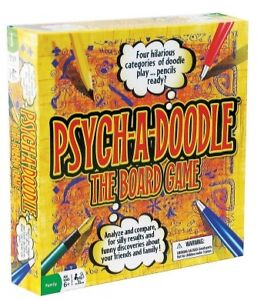 Psych-a-doodle (Board game) Cambridge Kitchener Area image 1