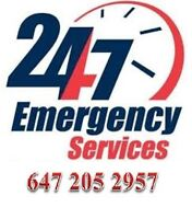 24/7 HVAC Furnace Rapid Service - 647 205 2957