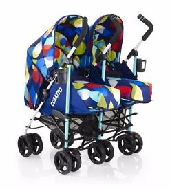 Cosatto To and Fro Duo Twin Stroller