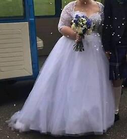 Callista wedding dress size 18, 20 & 22