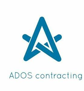 ADOS contracting Perth Perth City Area Preview