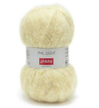 Phildar Phil Light kleur 0001