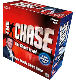 Board games : Chase Cluedo etc.